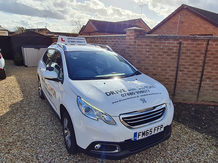 driving instructor in holbeach